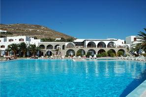 Grece-Mykonos, Hôtel Angelika Paros