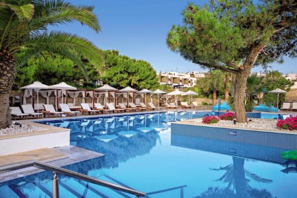 piscine - Mykonos Theoxenia Hotel