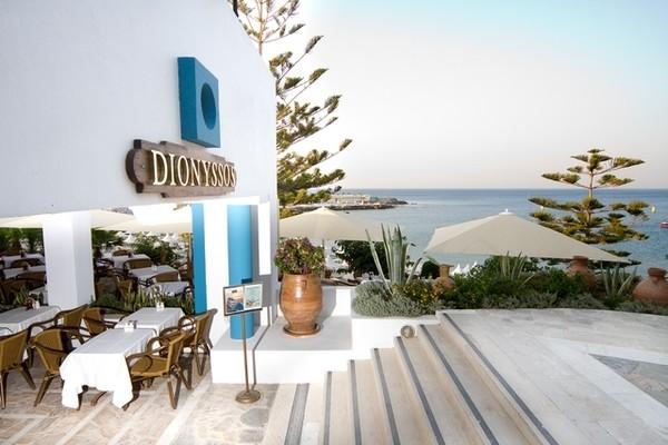 (fictif) - Hôtel Oclub Premium Amilia Mare 5* Rhodes Grece