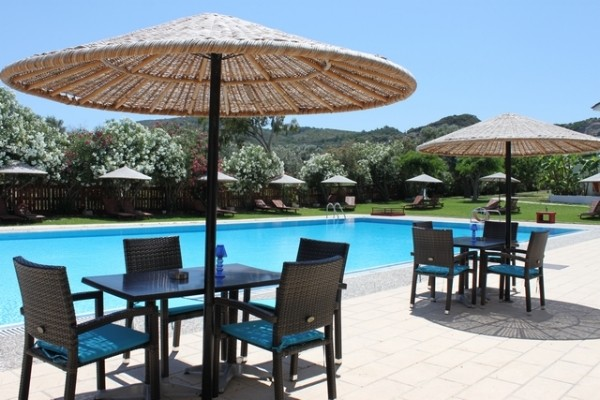 (fictif) - Hôtel Vallian Village 3* Rhodes Grece