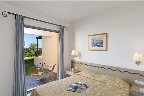 Chambre - Hôtel Atlantica Mikri Poli 4* Rhodes Grece