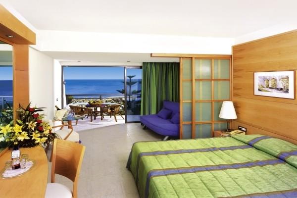 Chambre - Hôtel Calypso Beach 4* Rhodes Grece