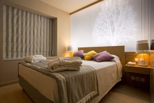 Chambre - Hôtel Eden Roc Resort 4* Rhodes Grece