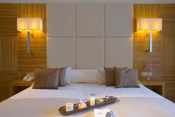 Chambre - Hôtel Elysium Resort & Spa 5* Rhodes Grece