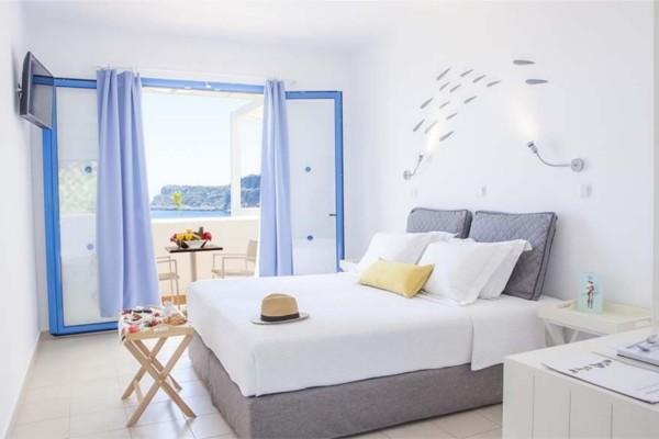 Chambre - Hôtel Lindos Sun 4* Rhodes Grece