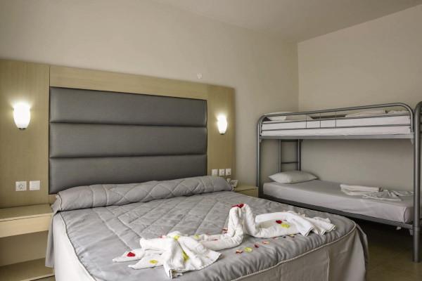 Chambre - Hôtel Marathon 4* Rhodes Grece