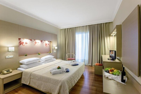 Chambre - Hôtel Marianna Palace 4* Rhodes Grece