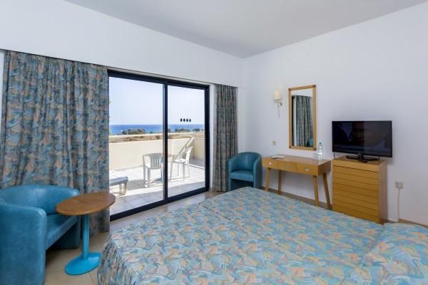 Chambre - Hôtel Mondi Club Dessole Lippia Golf Resort 4* Rhodes Grece