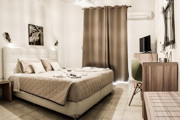 Chambre - Hôtel Vallian Village 3* Rhodes Grece