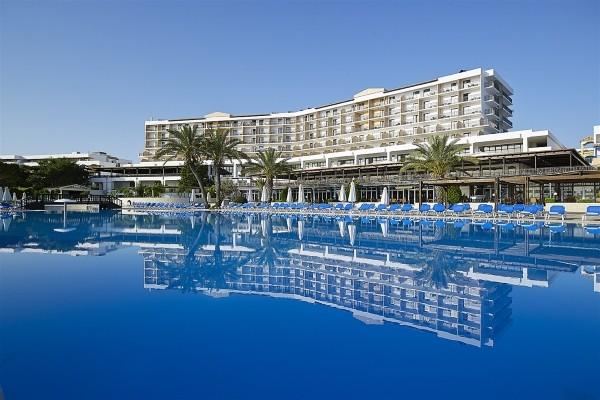 Facade - Club Coralia Amilia Mare Beach Resort 5* Rhodes Grece