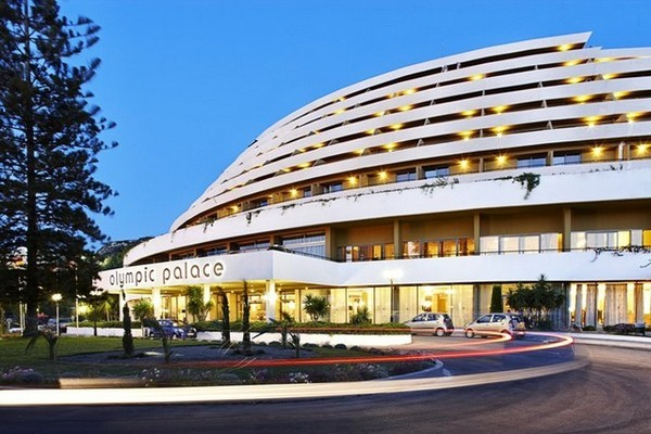 Facade - Hôtel Olympic Palace 5* Rhodes Grece