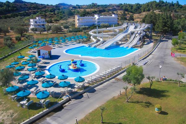 hôtel - loisirs - Hôtel Cyprotel Faliraki Hotel 4* Rhodes Grece