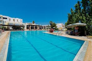 Grece-Rhodes, Hôtel Afandou Beach