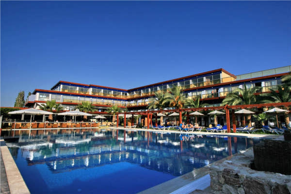Piscine - All Senses Ocean Blue Seaside Resort 4* Rhodes Rhodes