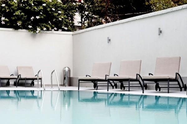 Piscine - Hôtel Angela Suites and Lobby 3* Rhodes Grece