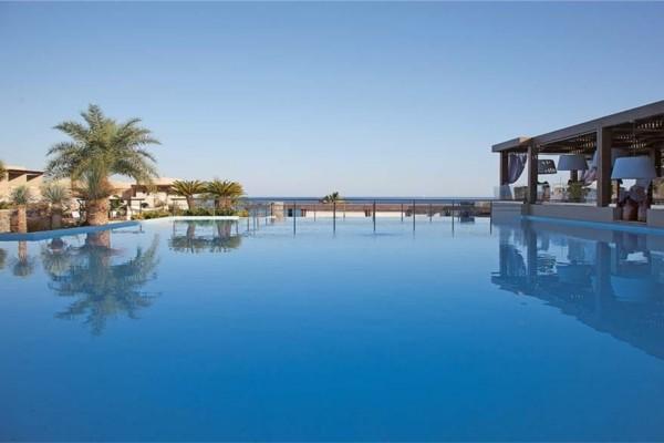 Piscine - Hôtel Aquagrand Exclusive Deluxe Resort 5* Luxe Rhodes Grece