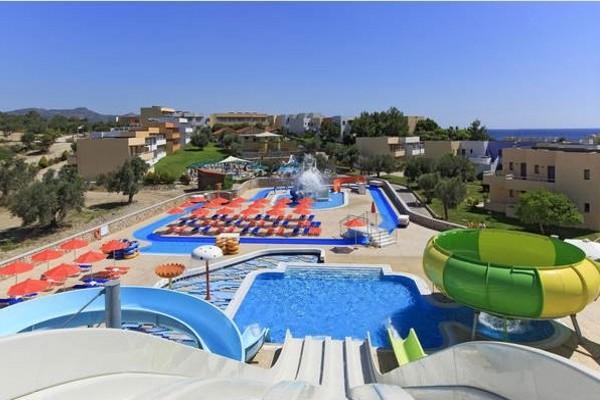 Piscine - Hôtel Atlantica Mikri Poli 4* Rhodes Grece