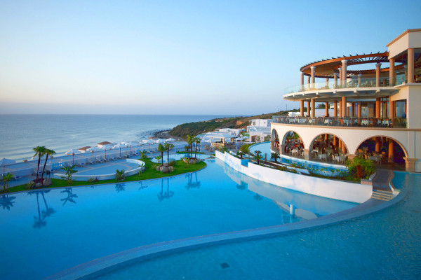Piscine - Hôtel Atrium Prestige Thalasso Spa & Villas 5* Rhodes Grece