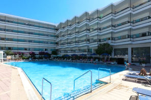 Vacances Rhodes: Hôtel Belair Beach