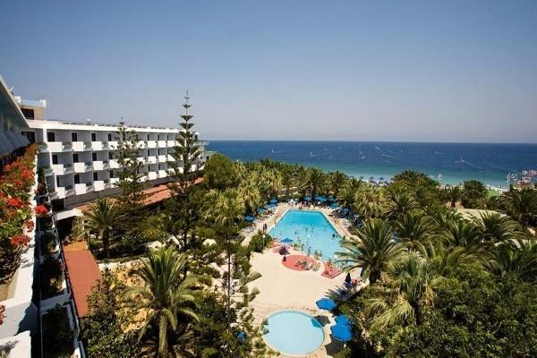 Piscine - Hôtel Blue Horizon Palm Beach 4* Rhodes Grece