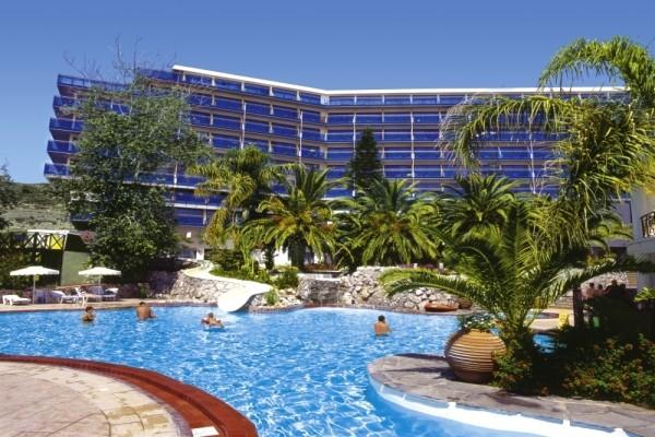 Piscine - Hôtel Calypso Beach 4* Rhodes Grece