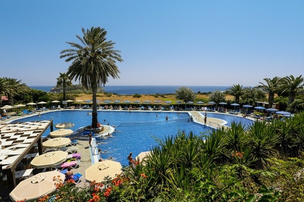 Hotel Cathrin Hotel Rhodes Grece Promovacances