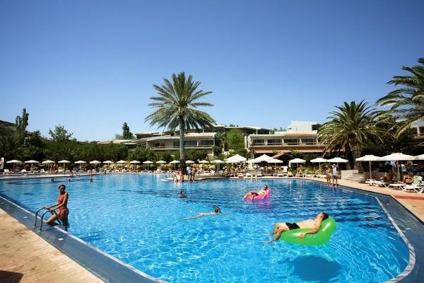 Piscine - Hôtel Cathrin 4* Rhodes Grece