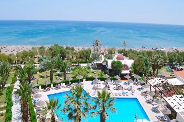 Piscine - Hôtel Club Jumbo Pegasos Beach 4* Rhodes Grece