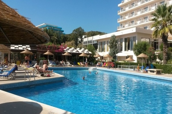Piscine - Club Jumbo Pegasos Beach