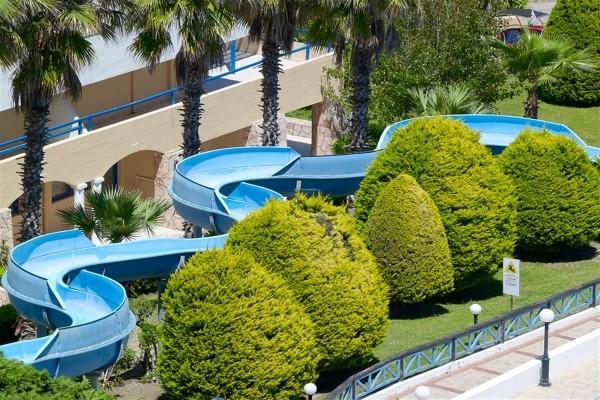 Piscine - Club Coralia Atlantica Amilia Mare 5* Rhodes Grece