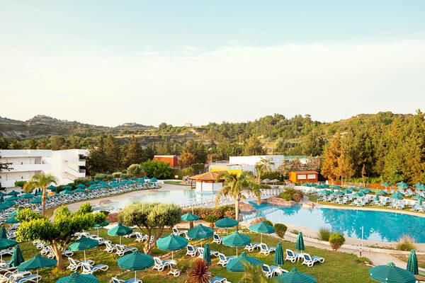 Vacances Rhodes: Hôtel Cyprotel Faliraki Hotel