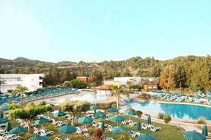 Grece-Rhodes, Hôtel Cyprotel Faliraki Hotel 4*