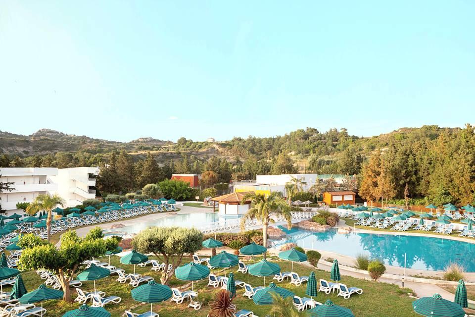 Hôtel Cyprotel Faliraki Hotel Rhodes Iles Grecques