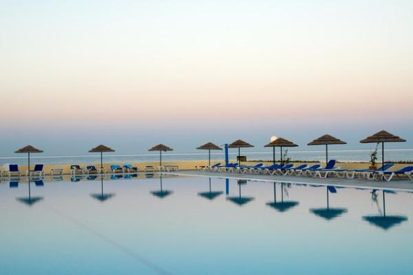 Piscine - Hôtel Eden Roc Resort 4* Rhodes Grece
