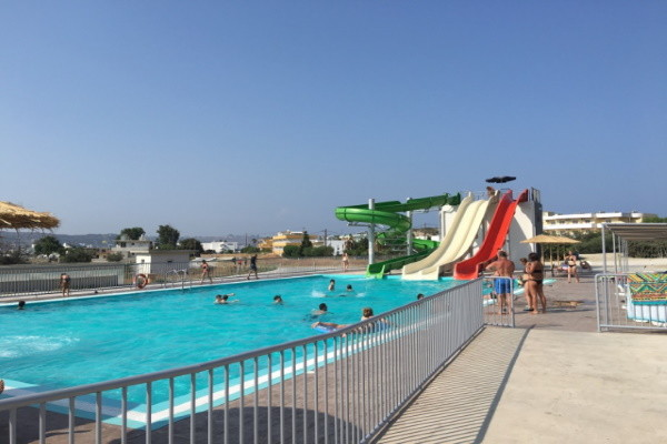Piscine - Hôtel Evita Resort 4* Rhodes Grece