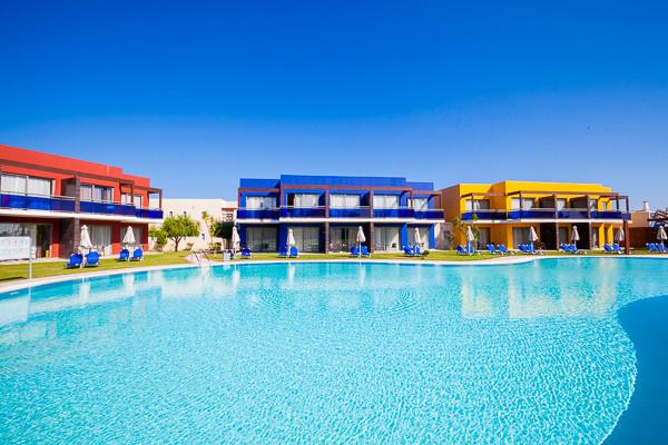 Piscine - Club Framissima All Senses Nautica Blue Resort & Spa (Départ Belgique) 4* Rhodes Grece