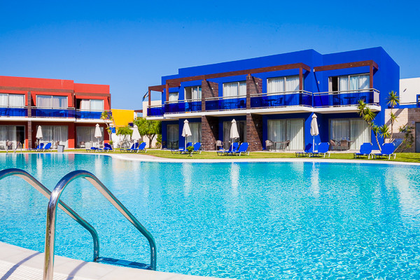 Piscine - Club Framissima All Senses Nautica Blue Resort & Spa 4* Rhodes Grece