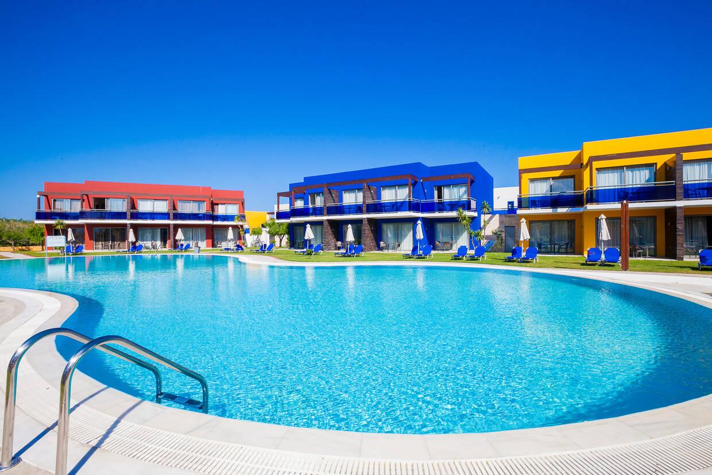 Piscine - Club Framissima All Senses Nautica Blue Resort & Spa 4* Rhodes Grece