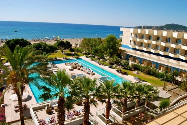 Vente flash Rhodes Club Héliades Blue Sea Beach Resort 4*