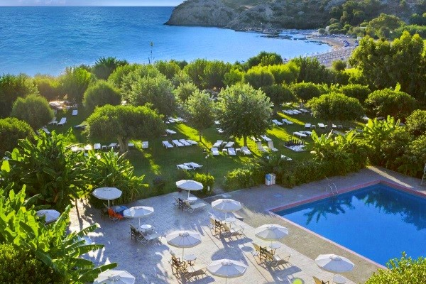 Hotel H 233 Liades Irene Palace Rhodes Grece Promovacances