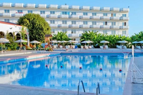 Piscine - Hôtel Irene Palace 4* Rhodes Grece