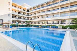 Grece-Rhodes, Hôtel Island Resorts Marisol