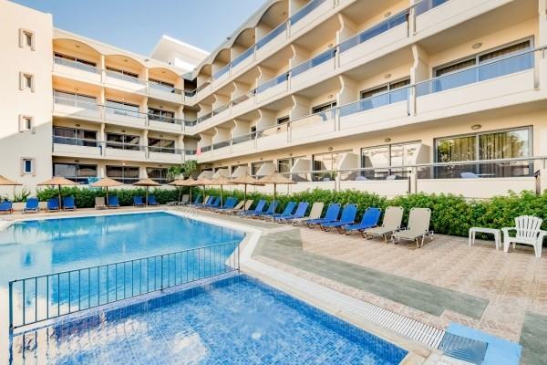 Piscine - Island Resorts Marisol 4* Rhodes Rhodes