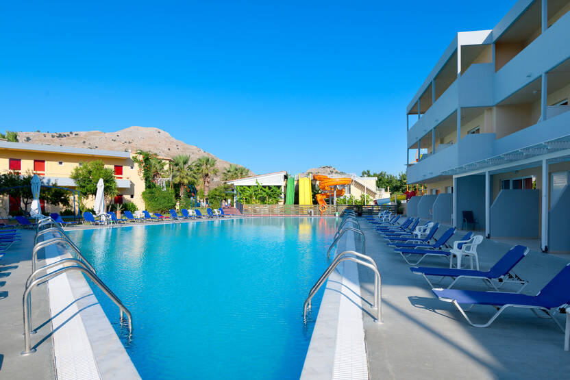 Vacances Kolymbia: Club Jumbo Golden Odyssey