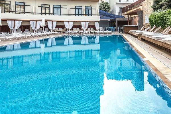 Hotel Kipriotis Rhodes Grece Promovacances