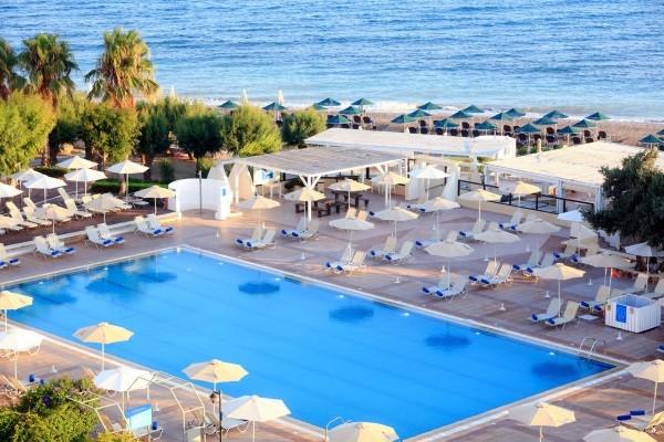 Piscine - Hôtel Labranda Blue Bay Resort 4* Rhodes Grece
