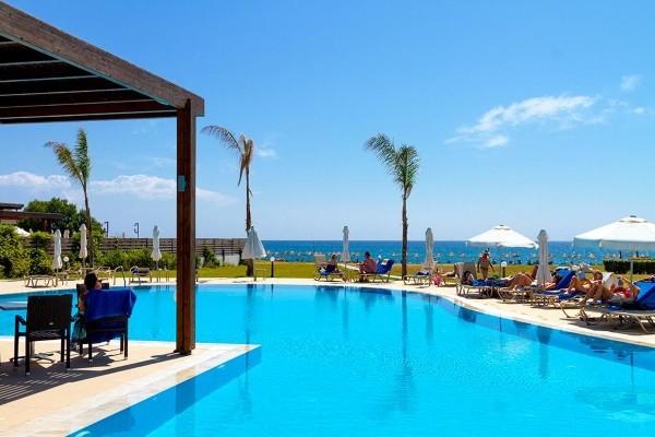 Piscine - Hôtel LTI Asterias Beach Resort 5* Rhodes Grece