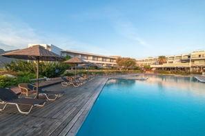 Grece-Rhodes, Hôtel Lutania Beach