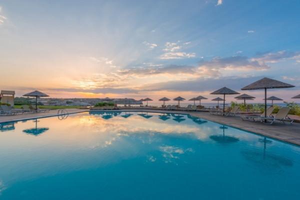 Piscine - Hôtel Lutania Beach 4* Rhodes Grece