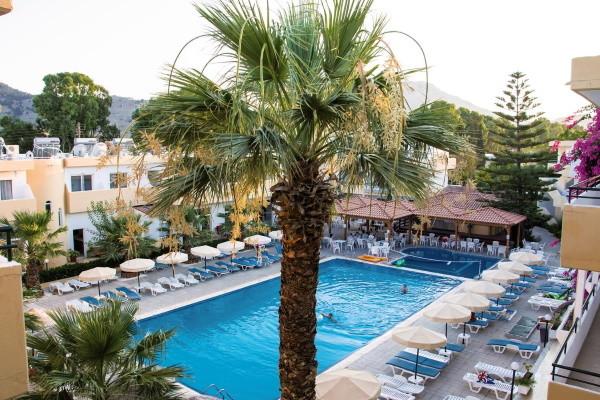 Piscine - Hôtel Marathon 4* Rhodes Grece